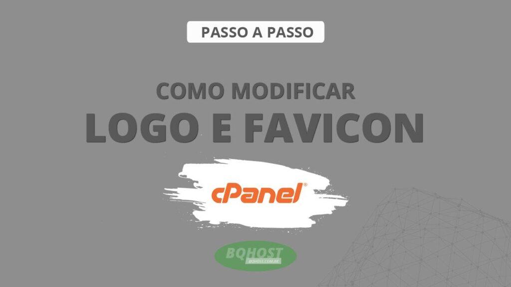 Como modificar Logotipo e Favicon do cPanel