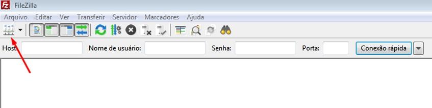 Configurar o Filezilla