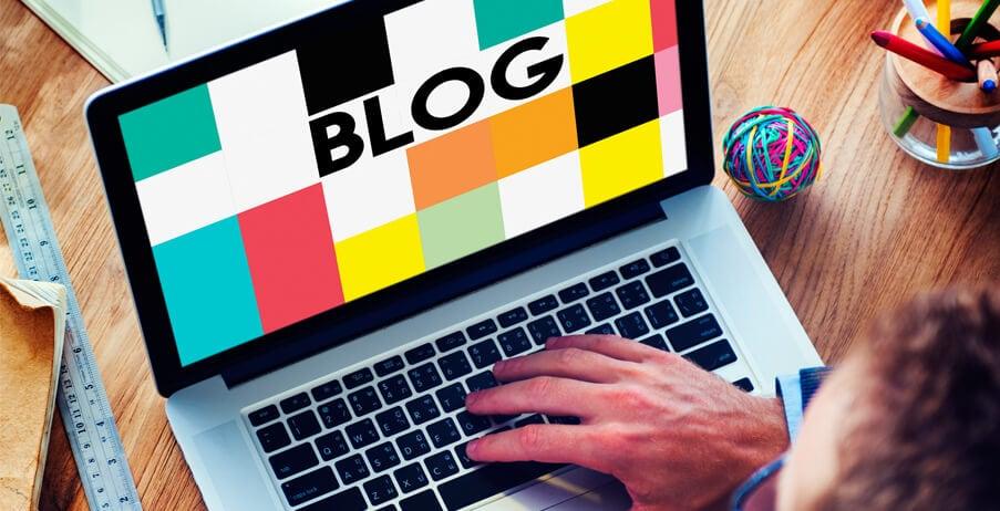Criação de blog Goiania