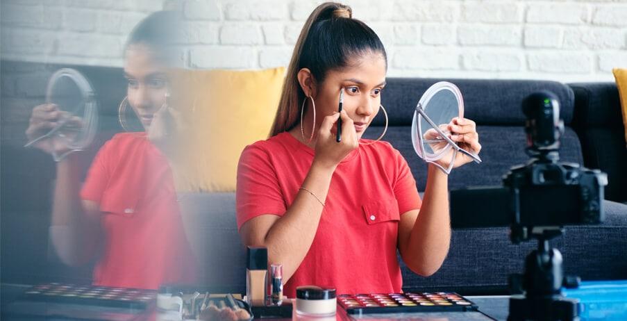 Criar blog de cosméticos e perfumaria