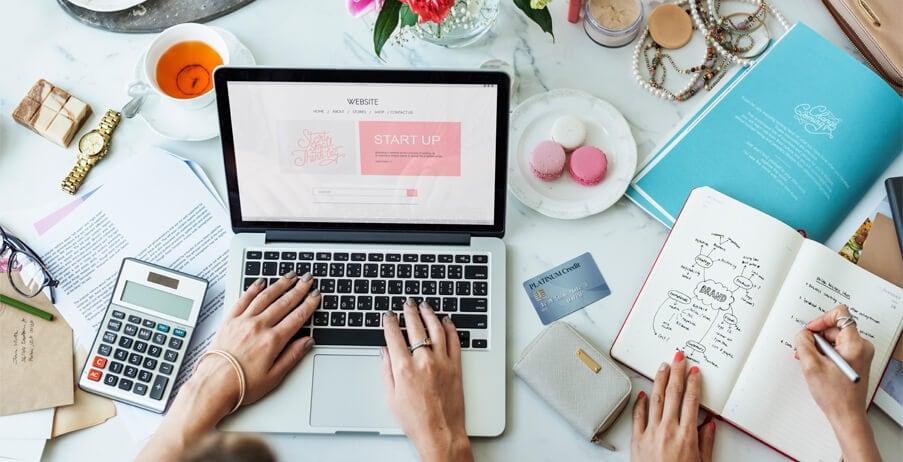 Criar loja virtual de cosméticos e perfumaria
