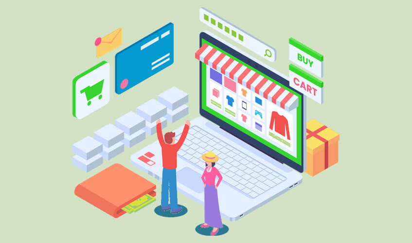 E-commerce vai além de loja virtual