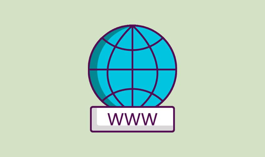 O que é registro de domínio?