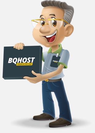 Mascote da BQHost