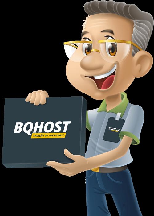 Zé Ferreira - Mascote BQHost